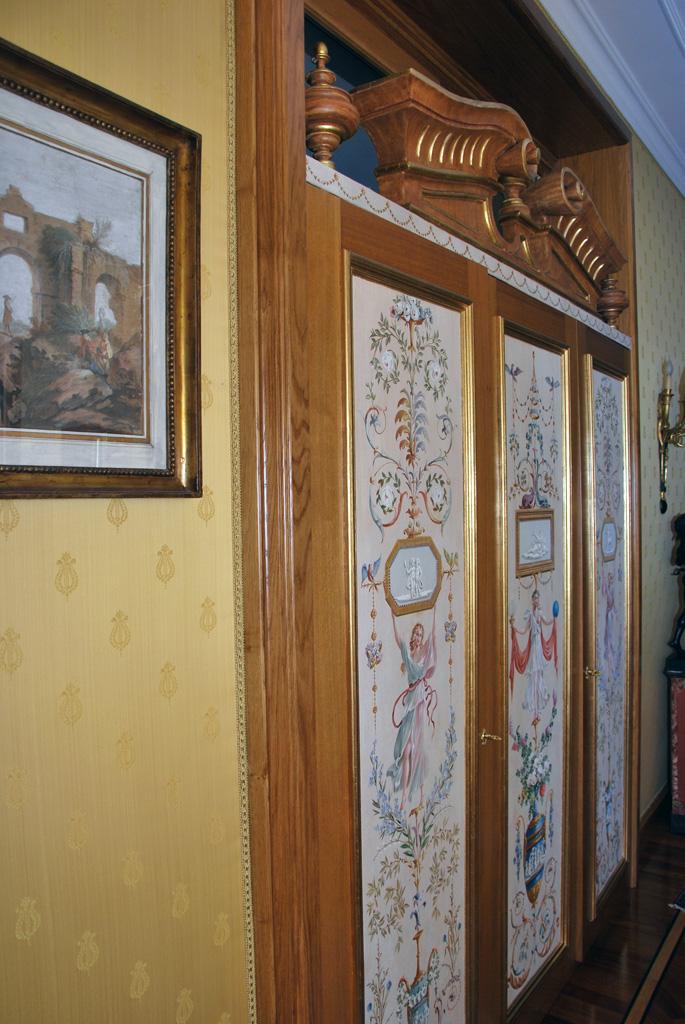 Arredamenti da interno in stile for Arredamento particolare